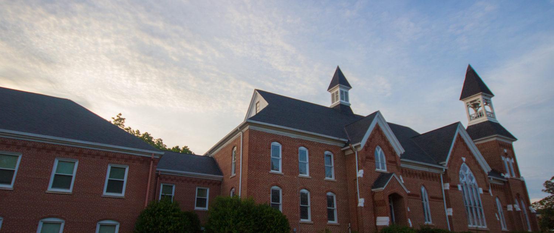 Abbeville Presbyterian Church - Exterior